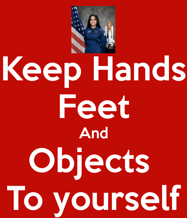 Keep Hands To Self Clipart To Yourself Keep Hands.