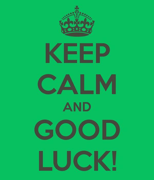 1000+ ideas about Good Luck on Pinterest.