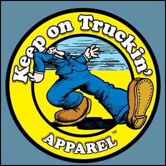 Keep On Truckin\' Logo in 2019.