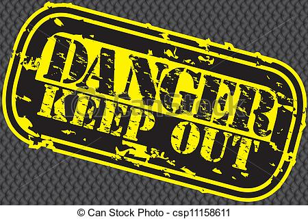 Keep out Illustrations and Clip Art. 749 Keep out royalty free.