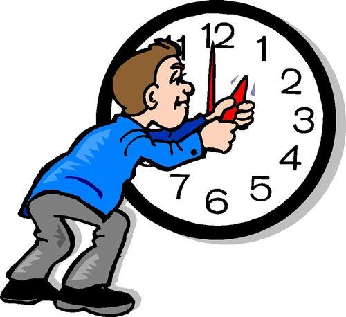 Time Keeper Clip Art.