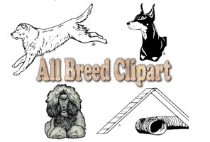 All Breed Dog Clipart.