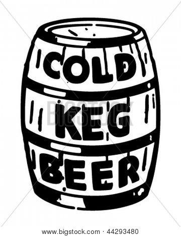 Cold Keg Beer.