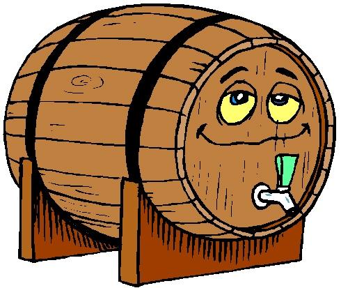 Showing post & media for Cartoon keg brewing.