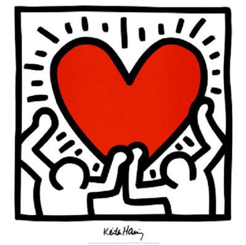 Keith Haring For Kindergarten.