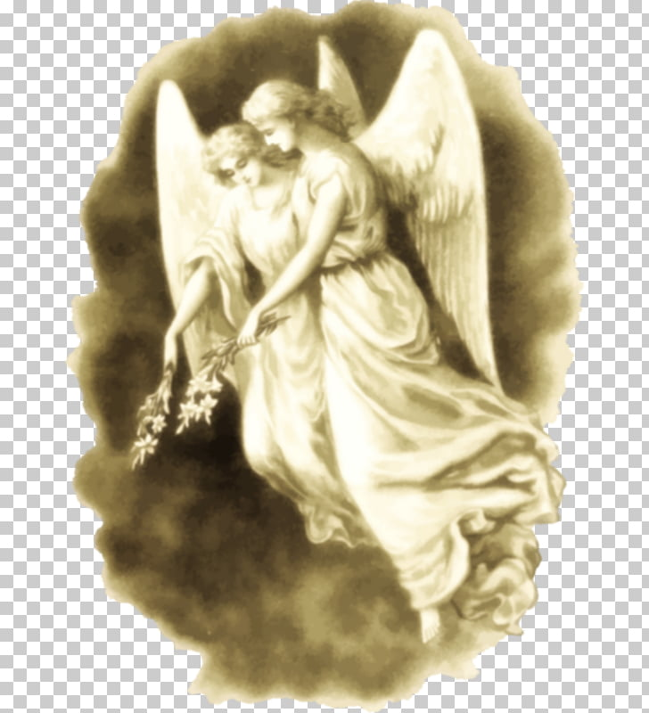 Halftone Computer Icons , Angels PNG clipart.