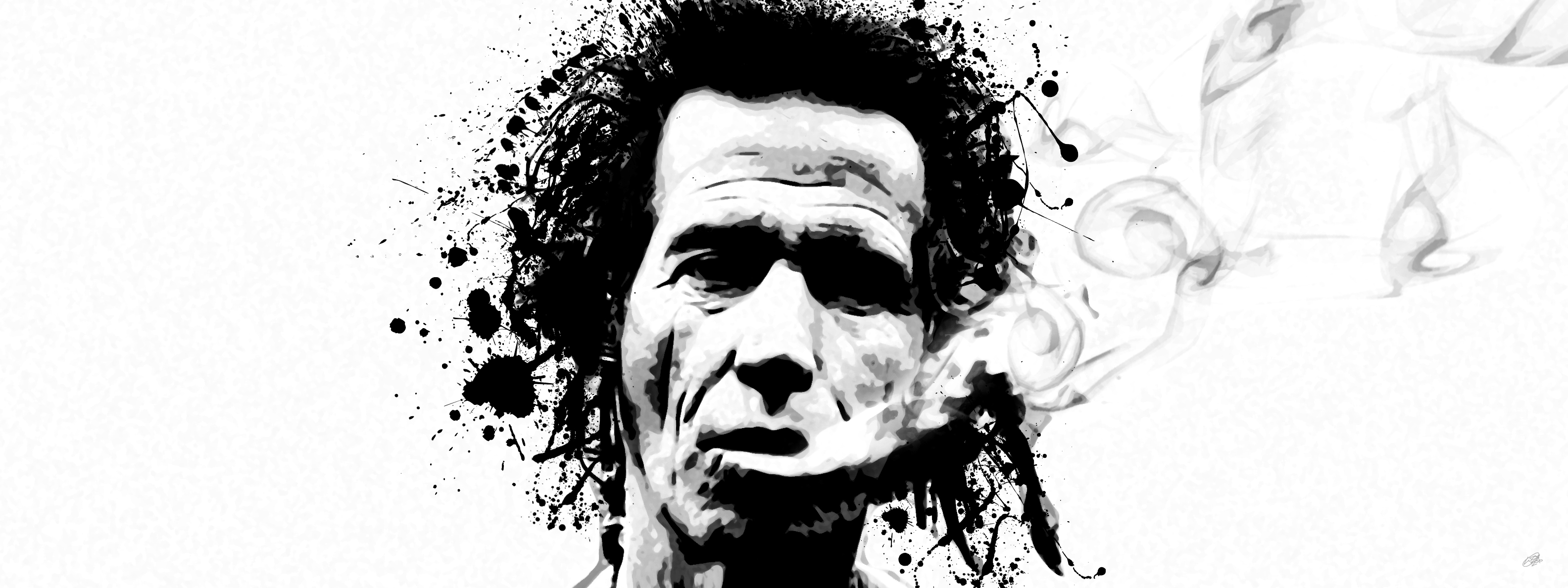 Keith Richards Clip Art.