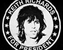 Keith Richards Clip Art.