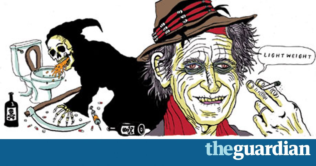 Digested read: Life by Keith Richards.