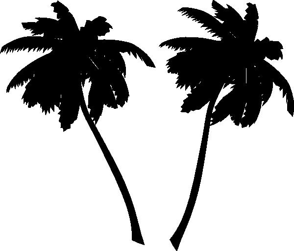 Pohon Kelapa Sawit Animasi.