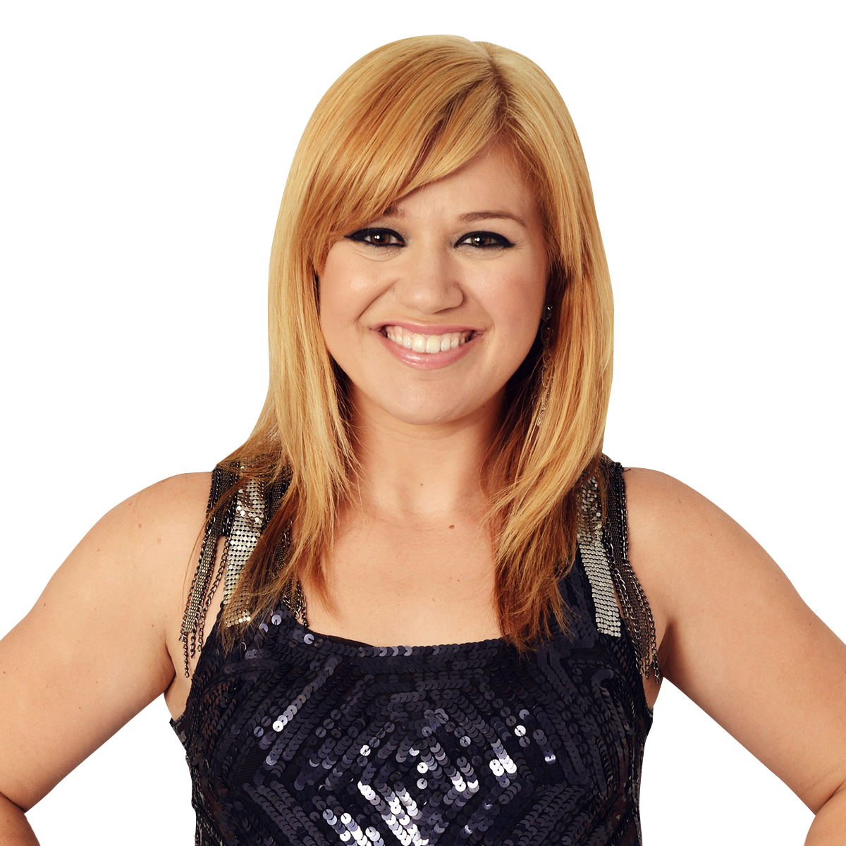 Kelly Clarkson Free PNG Image.
