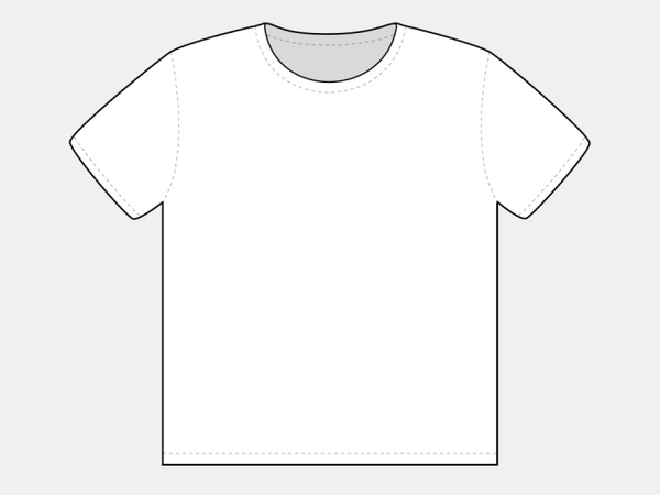 T Shirt Design Image.