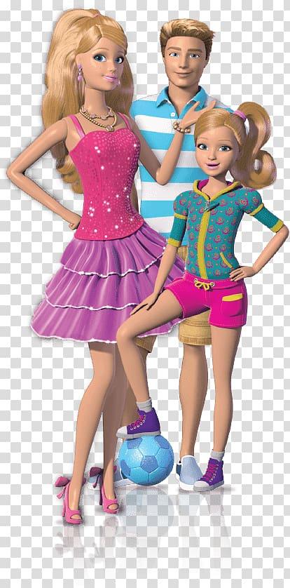 Barbie: Life in the Dreamhouse Ken Doll Midge, Barbie Life.