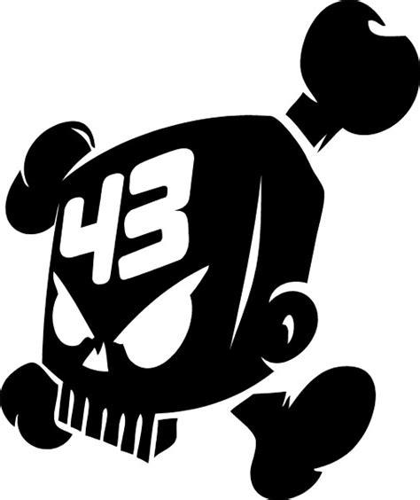 Ken block skull Logos.