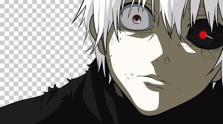 Ken Kaneki Tokyo Ghoul Anime PNG, Clipart, Art, Black And.