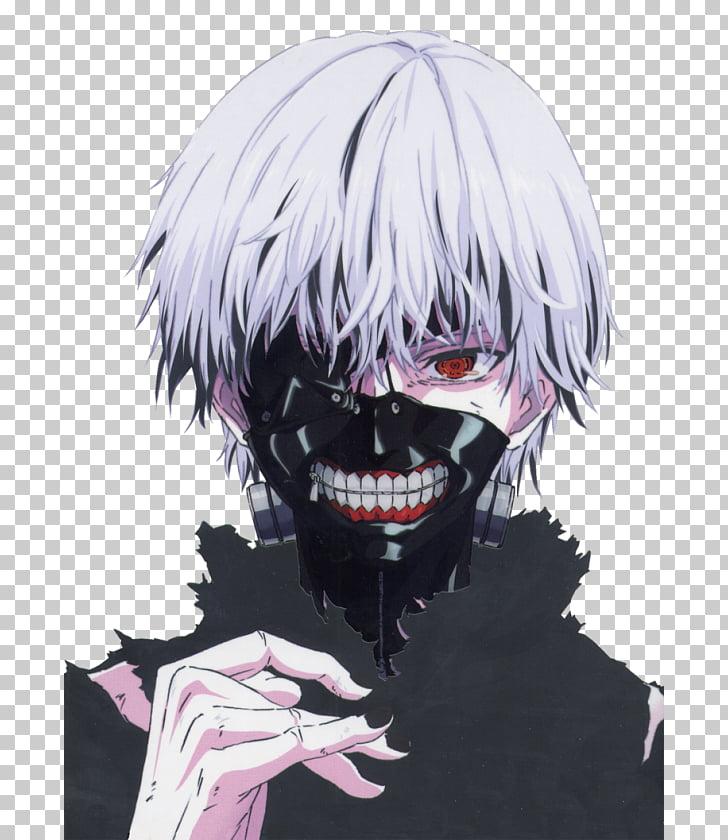 Ken Kaneki Tokyo Ghoul Anime Drawing, ghoul PNG clipart.