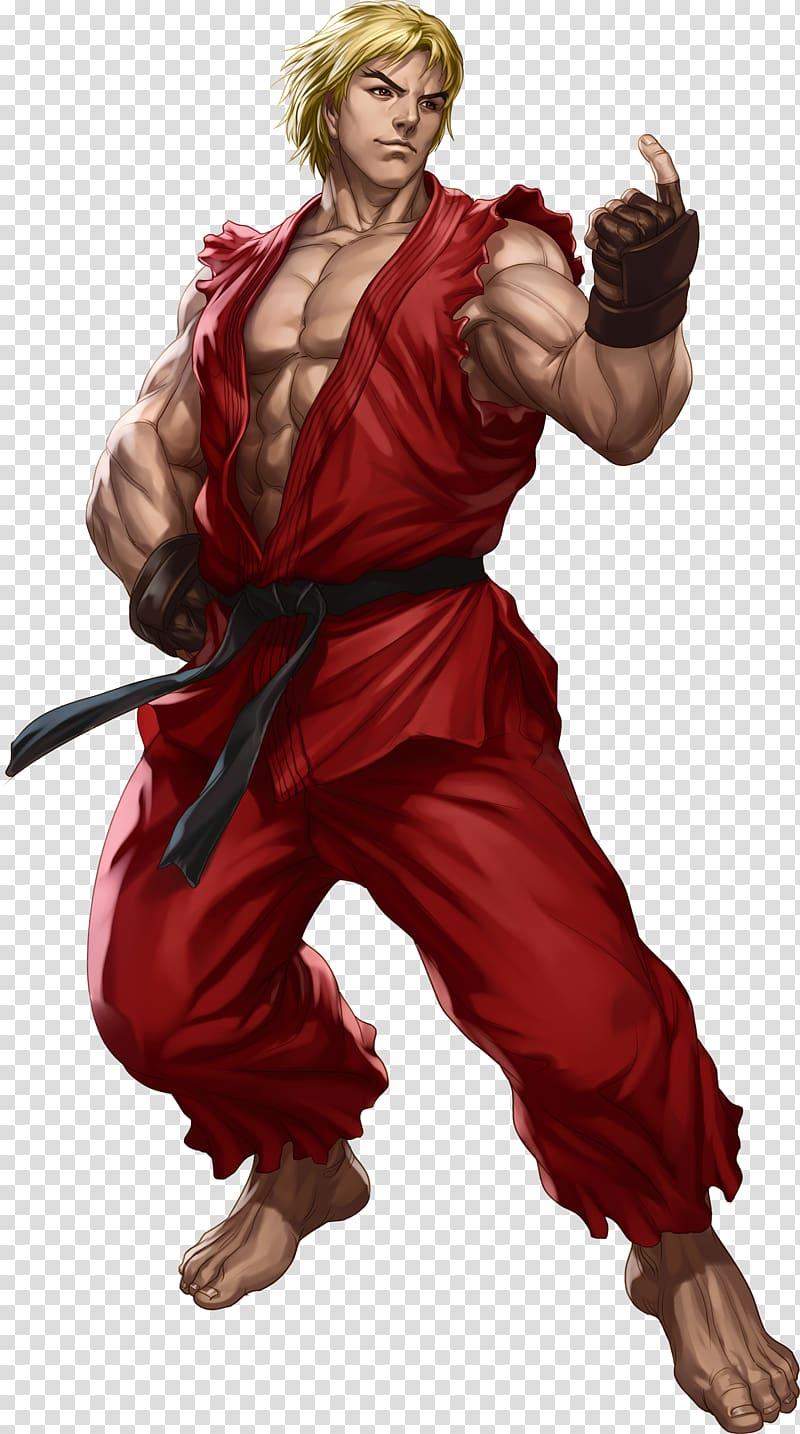 Street Fighter Ken , Street Fighter III: 3rd Strike Ken.