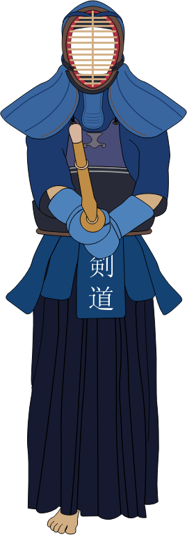 Free to Use & Public Domain Kendo Clip Art.