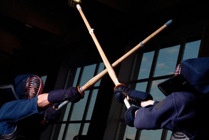 How to Make a Kendo Stick.