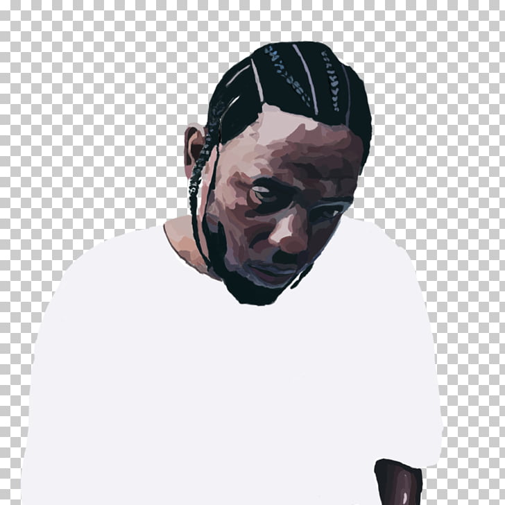 Digital art Drawing Painting, Kendrick Lamar PNG clipart.