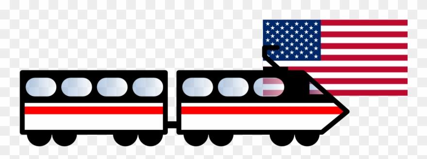 Icon Train Us.