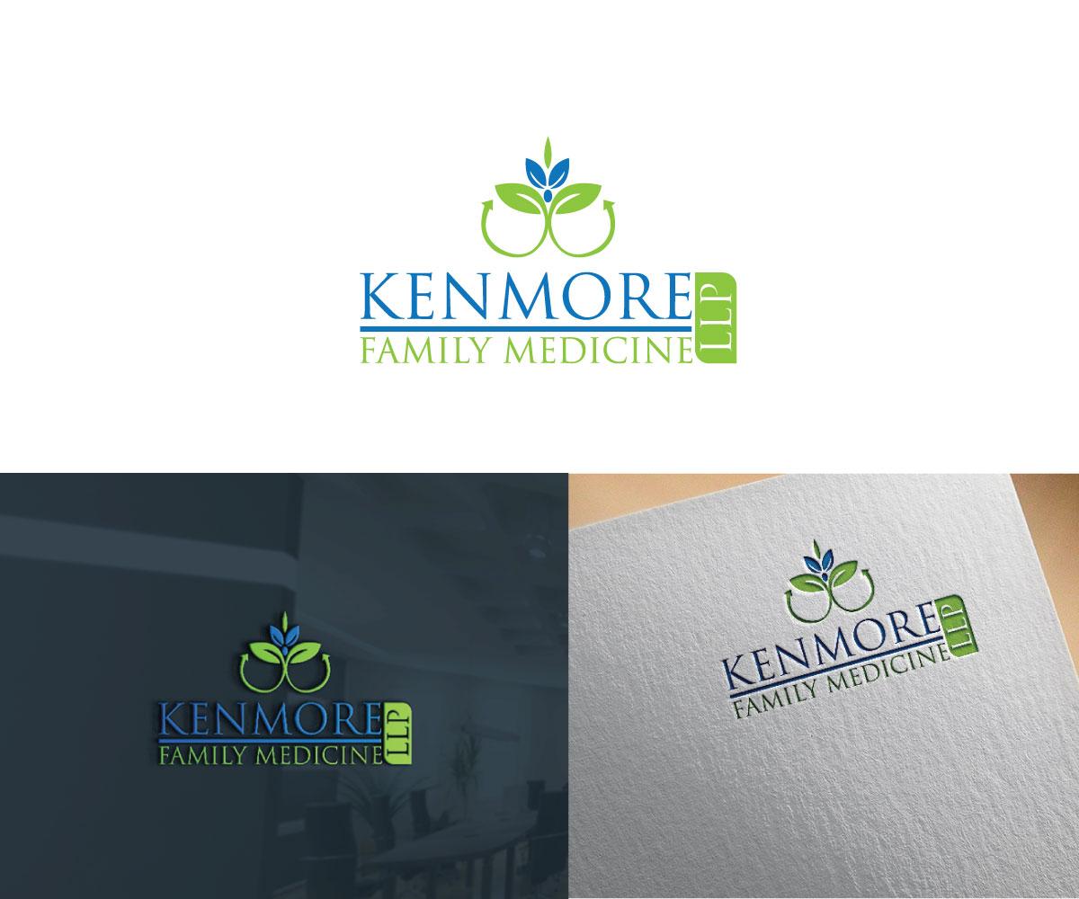 Elegant, Playful, Business Logo Design for Kenmore Family.