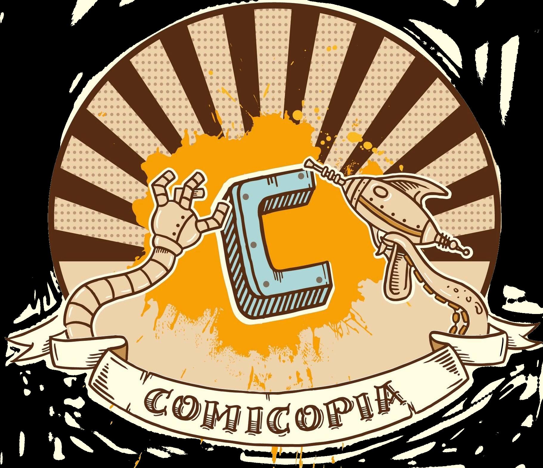 Comicopia.
