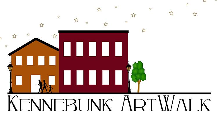 Third Friday ArtWalk Kennebunk Begins June 19.