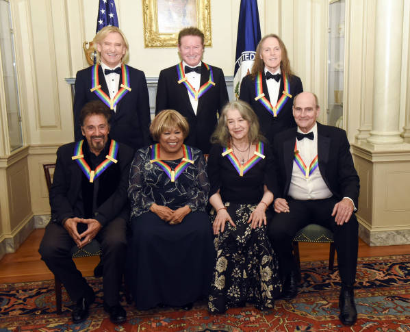 2016 Kennedy Center Honors (Photos & Videos).