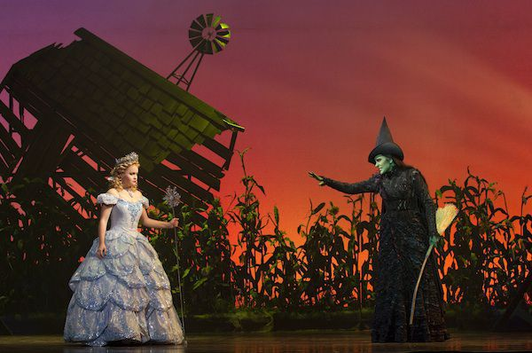 "Theater Review: ""Wicked"" at the Kennedy Center."
