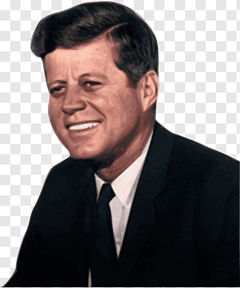 Kennedy Family cutout PNG & clipart images.