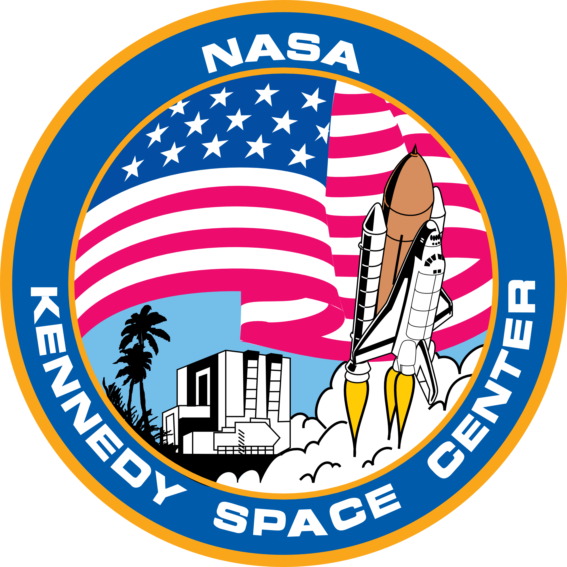 clipartist.net » Clip Art » Kennedy Space Center NASA clipartist.