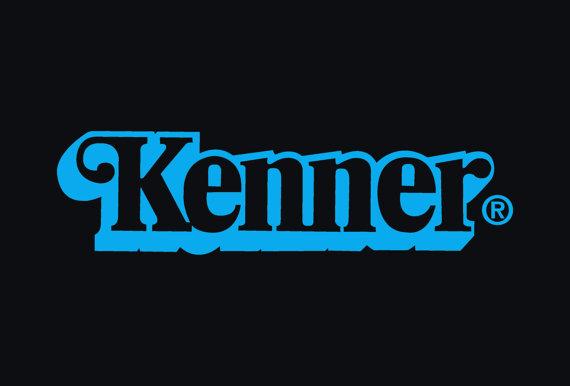 Kenner Vinyl Decal.
