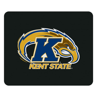 Kent State University Custom Logo Mouse Pad.