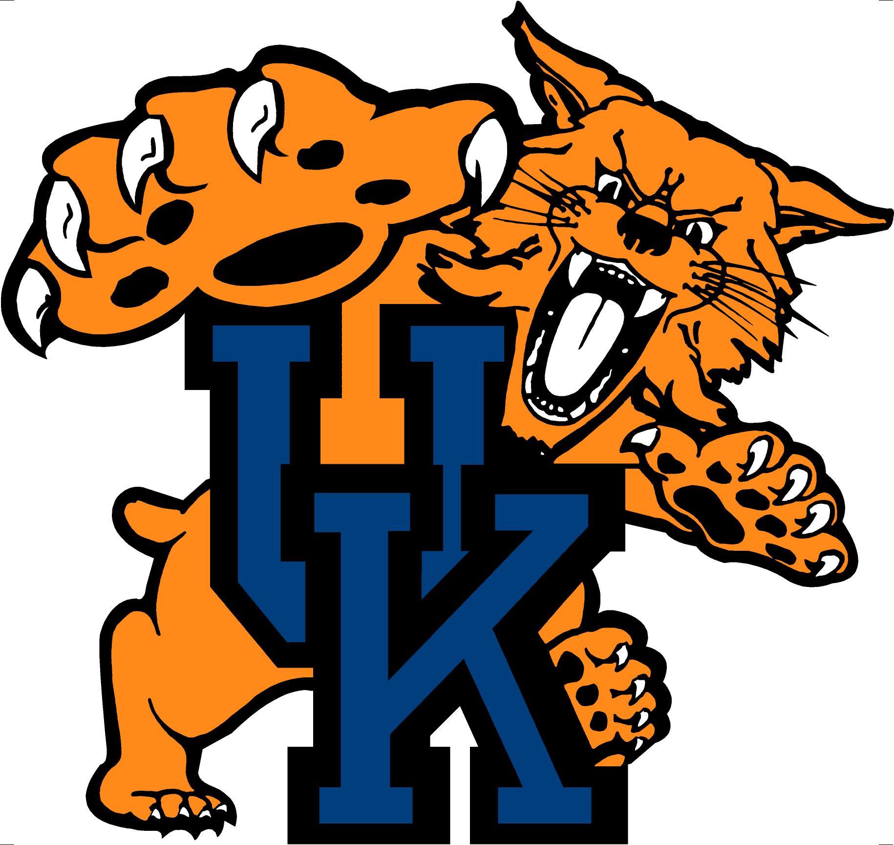 Kentucky Basketball Logo.