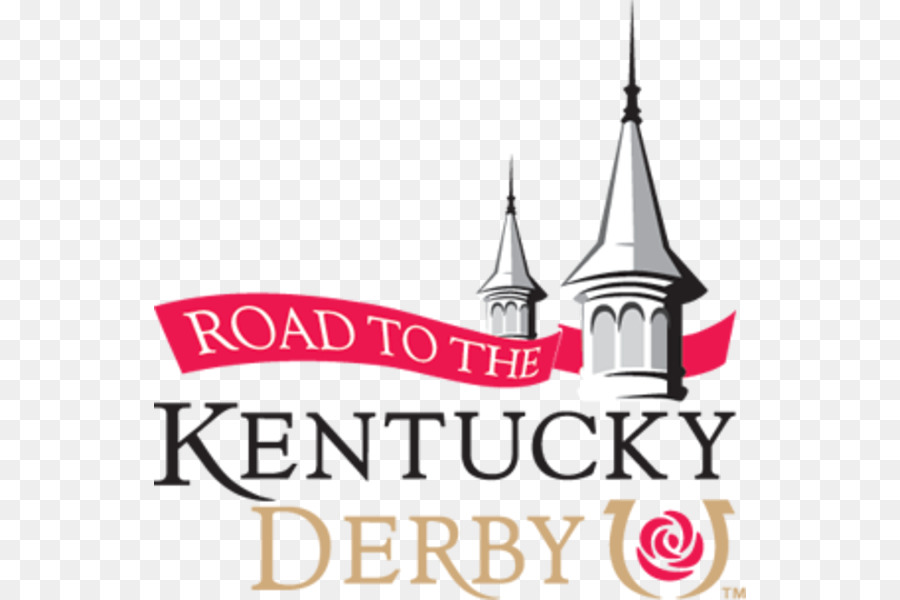 Kentucky Derby Text png download.