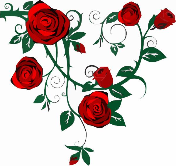 Kentucky Derby Roses Clipart.