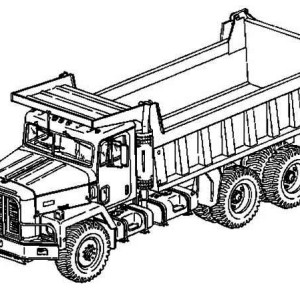 Collection of Dump truck clipart.