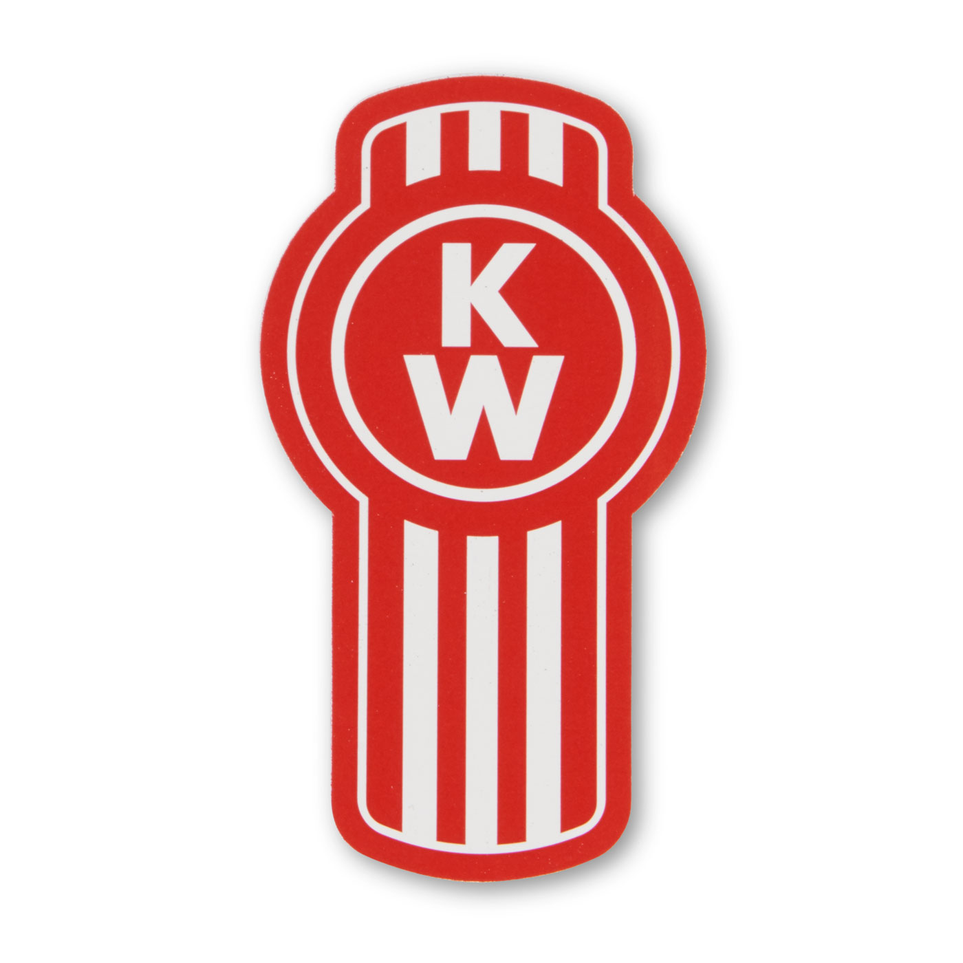 Kenworth Bug Repositionable Decal.