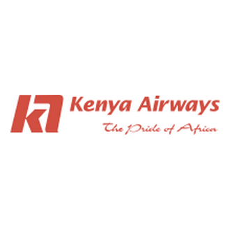 Kenya Airways.