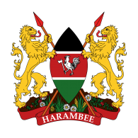 Coat of Arms of Kenya.