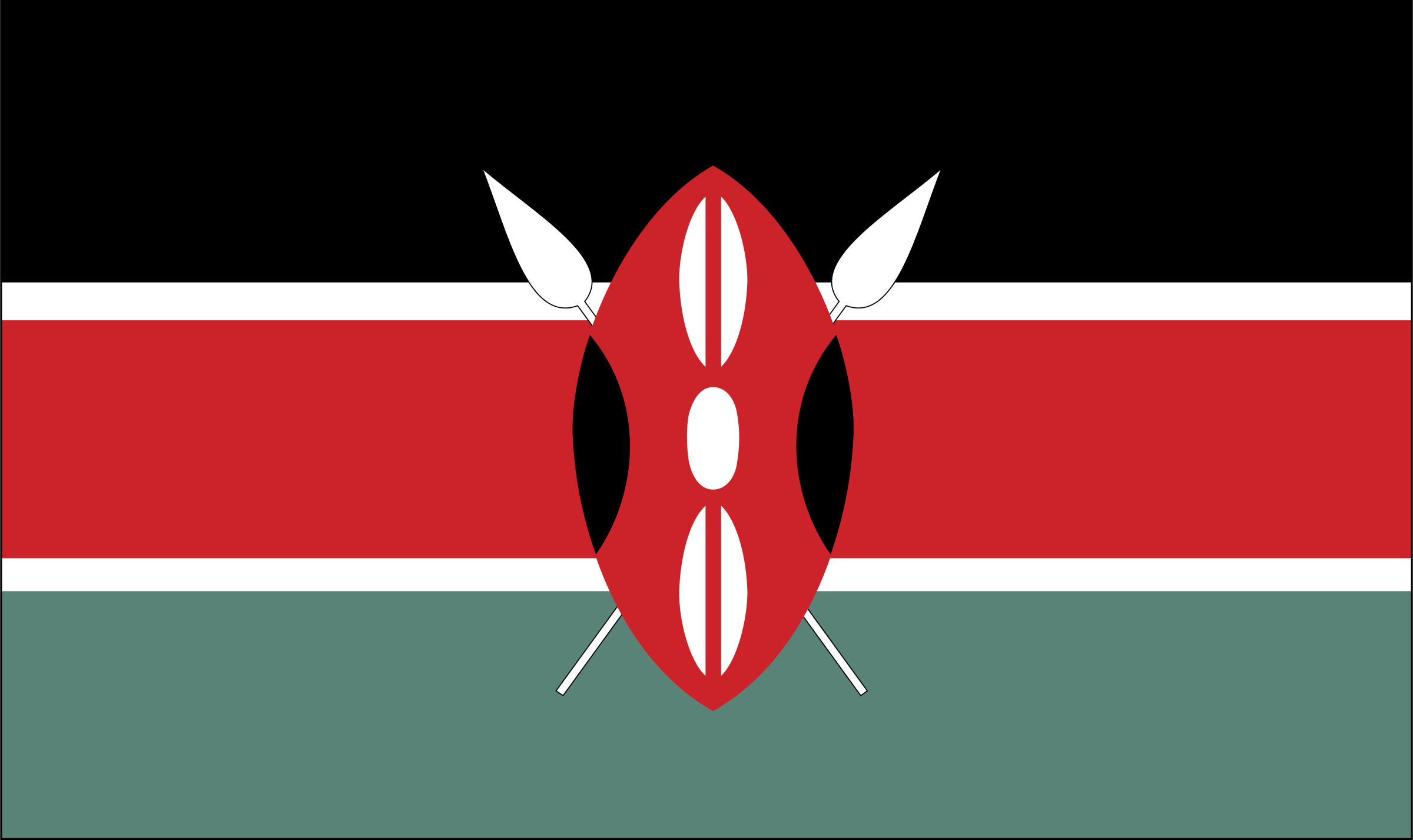 Kenya Logo PNG Transparent & SVG Vector.