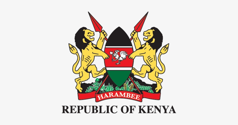 Kenya Coat Of Arms.