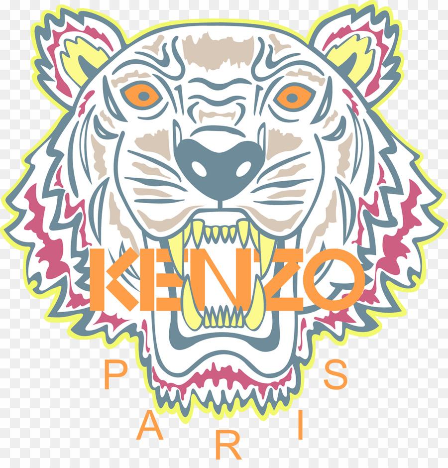 Kenzo Tiger Logo PNG Tiger Kenzo Clipart download.