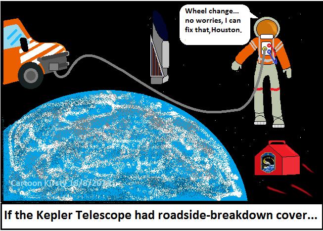 Showing post & media for Kepler space telescope cartoon.
