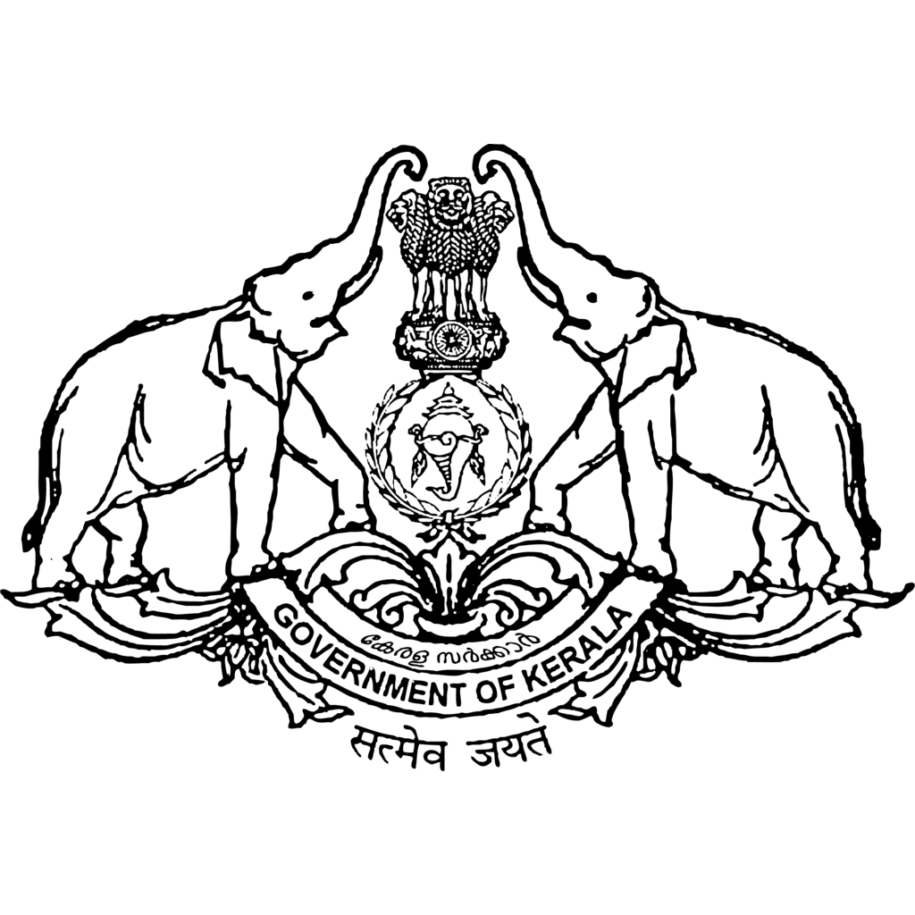 Government of Kerala logo, Vector Logo of Government of Kerala brand.
