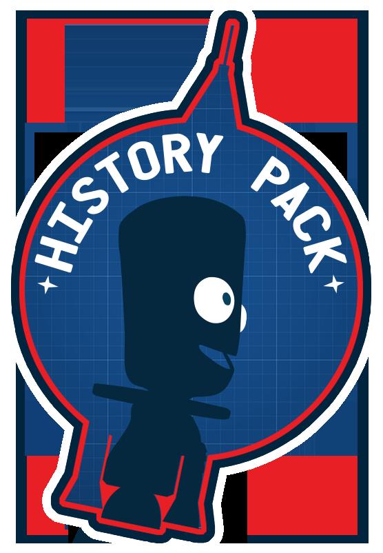 Kerbal Space Program: Making History Expansion.