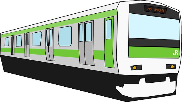 Clipart kereta api.
