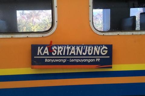 Kereta Api Sri Tanjung, Transportasi Penghubung Yogyakarta Dengan.