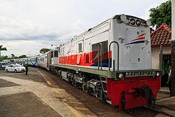 PT Kereta Api.